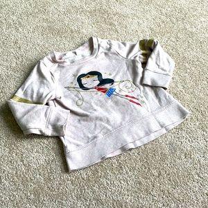 Superhero Sweatshirt 2T